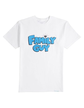 DIAMOND FAMILY GUY S/S TEE