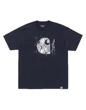 CARHARTT S/S BROKEN GLASS T-SHIRT
