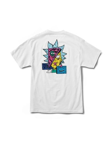 PRIMITIVE RICK DESTRUCTED TEE D2