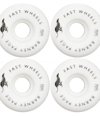 FAST WHEELS BARNEY PAGE PRO - 52mm