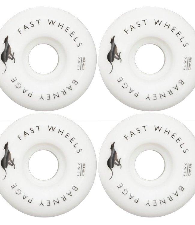 FAST WHEELS BARNEY PAGE PRO - 52mm