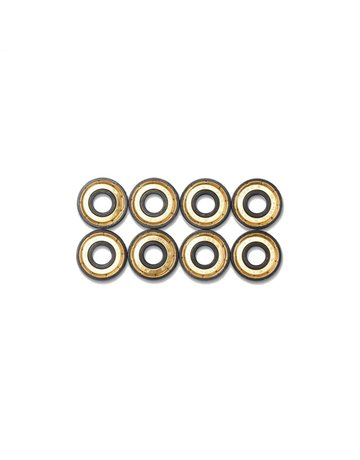 DIAMOND DIAMOND RINGS HELLA FAST ABEC5, GOLD