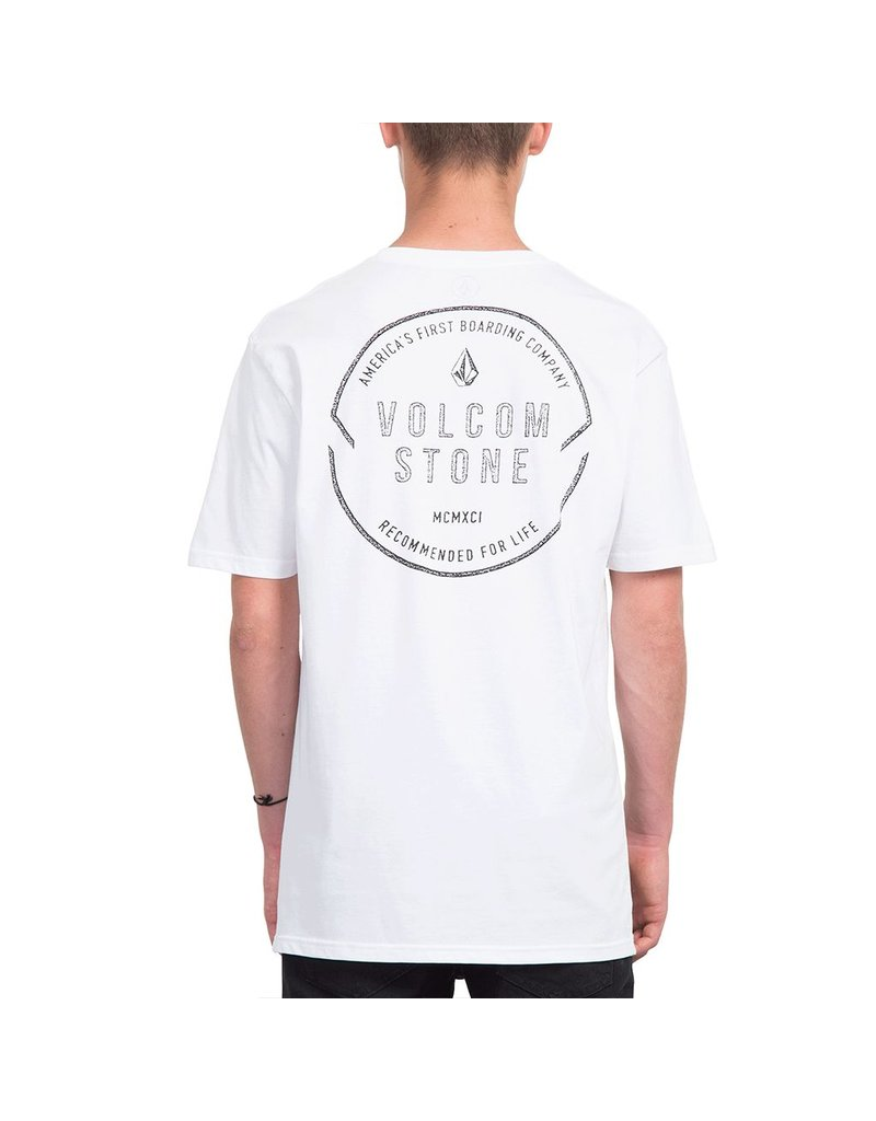 VOLCOM CHOP AROUND BSC SS