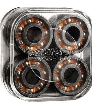 BRONSON SPEED CO. Raw Bearings - Grey/Orange