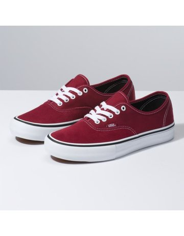 VANS MN AUTHENTIC PRO RUMBA RED/PORT ROYALE