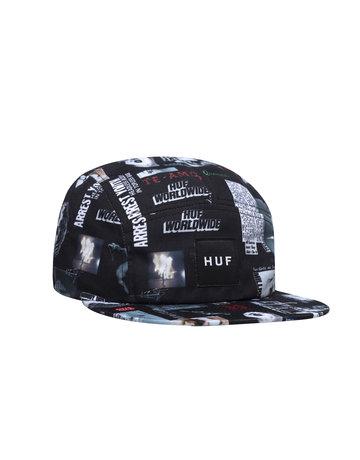 HUF HEADLINES VOLLEY HAT