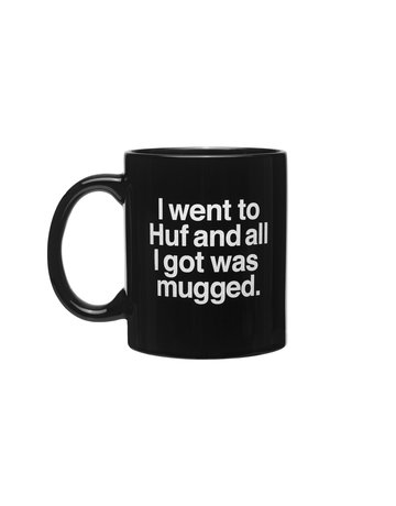 HUF MUGGED MUG