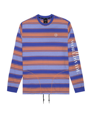 HUF ESSEX L/S KNIT TOP