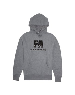FUCKING AWESOME EVERYONE HOODIE - HEATHER GREY