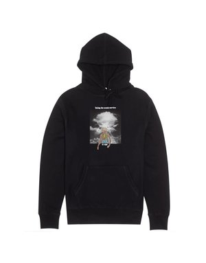 FUCKING AWESOME COPE HOODIE - BLACK