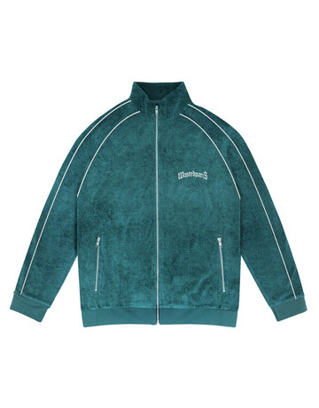 WASTED PARIS TERRY TRACK JACKET