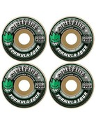 SPITFIRE FORMULA FOUR CONICAL FULL GREEN PRINT 54MM 101A