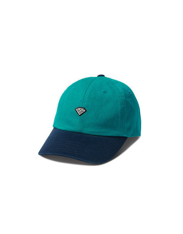 DIAMOND BRILLIANT PATCH SPORTS HAT - TEAL