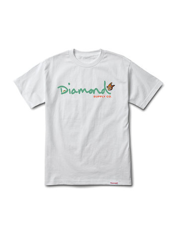 DIAMOND PARADISE OG SCRIPT TEE