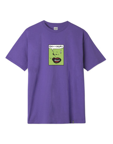 HUF SIGH S/S TEE - ULTRA VIOLET
