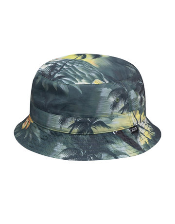 HUF VENICE BUCKET HAT - BLACK