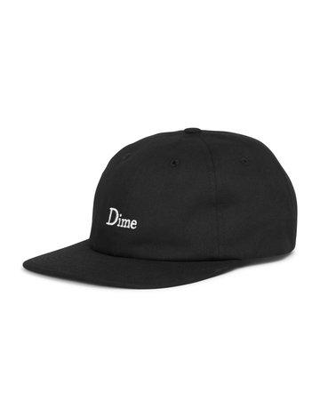 DIME DIME CLASSIC CAP - BLACK