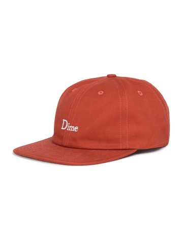 DIME DIME CLASSIC CAP - BURNT ORANGE