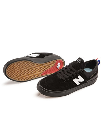 NEW BALANCE NUMERIC NM379 - BLACK/WHITE