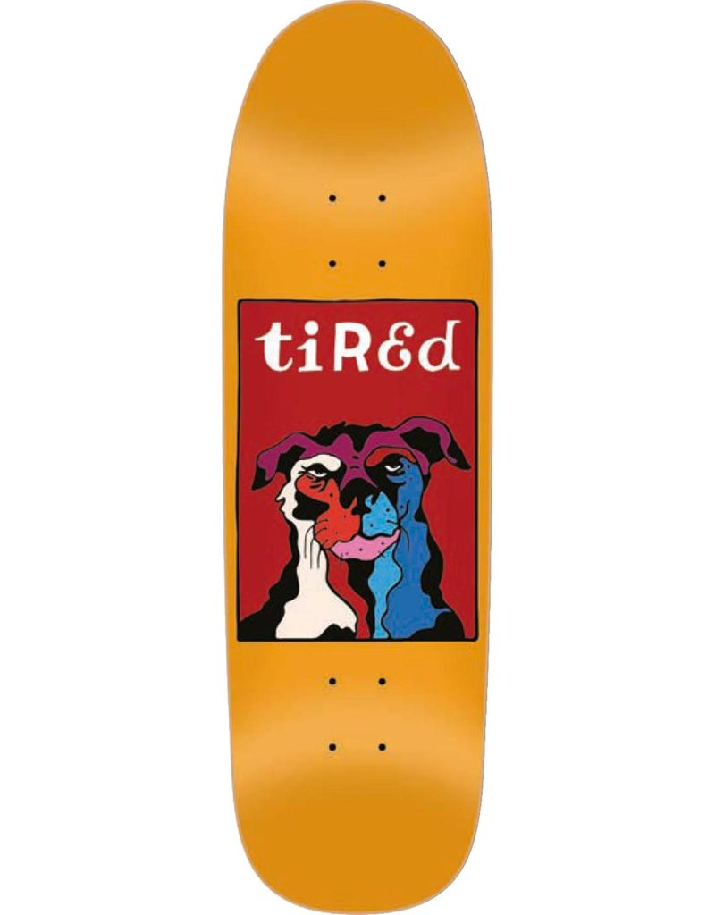 TIRED GRUMPY OLD DOG - SIGAR