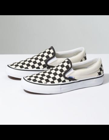 VANS MN Slip-On Pro - (Checkerboard) black/white
