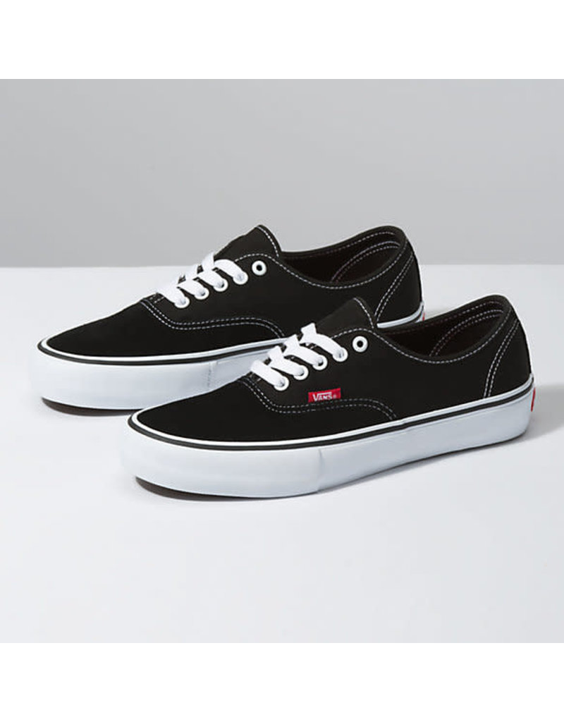 VANS MN Authentic Pro - black/true white