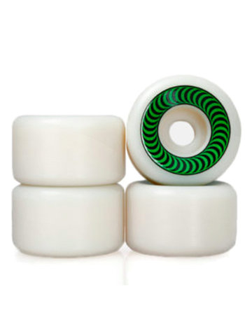 SPITFIRE O.G. CLASSICS WHITE/GREEN - 52MM 99A