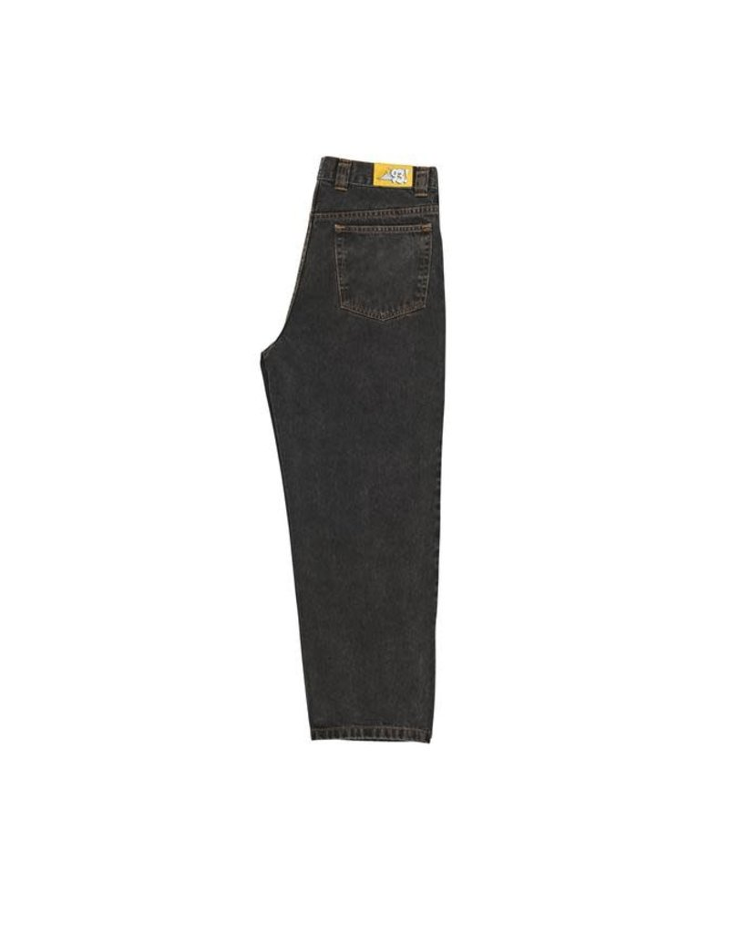 POLAR 93 DENIM JEANS - WASHED BLACK