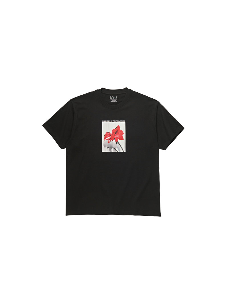 POLAR IN SEARCH OF THE MIRACULOUS TEE - BLACK