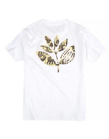 MAGENTA ZOO PLANT TEE - WHITE