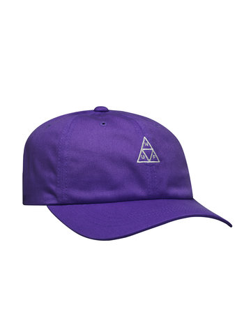 HUF ESSENTIALS TT CV HAT - PURPLE VELVET
