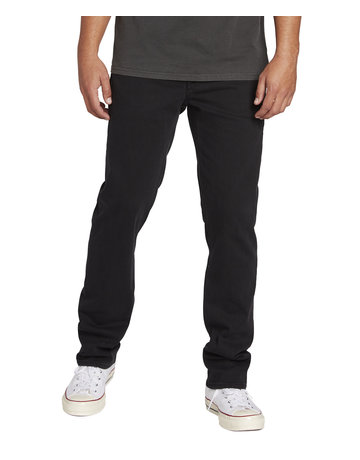 VOLCOM SOLVER DENIM - INK BLACK