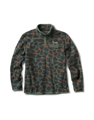 PRIMITIVE MONTREAL JACKET - SPLASH CAMO