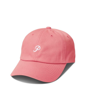 PRIMITIVE MINI CLASSIC P DAD HAT - SALMON