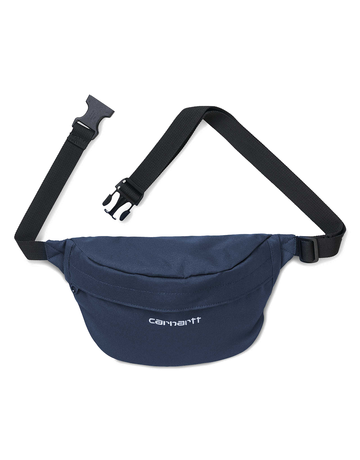 CARHARTT PAYTON HIP BAG - BLUE/WHITE