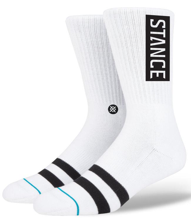 STANCE OG - WHITE