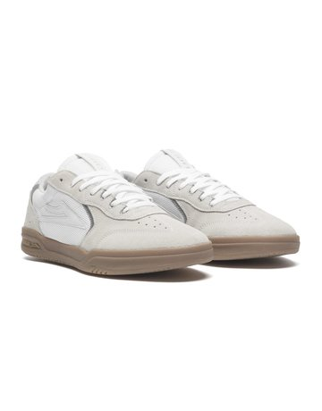 LAKAI ATLANTIC - WHITE SUEDE