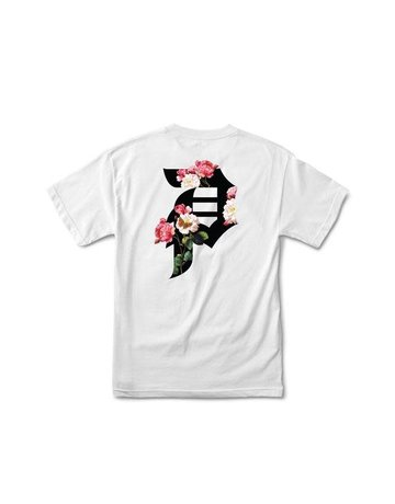 PRIMITIVE DIRTY P GARDEN YM TEE - WHITE