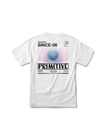 PRIMITIVE DYNAMIC TEE - WHITE