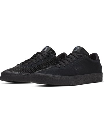 NIKE SB BRUIN ISO - BLACK/BLACK-SAFETY ORANGE