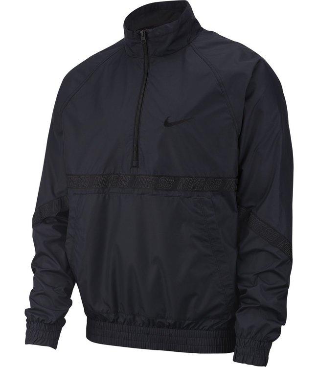 NIKE SB M Nk Sb Jacket Iso - Black/Black/Black