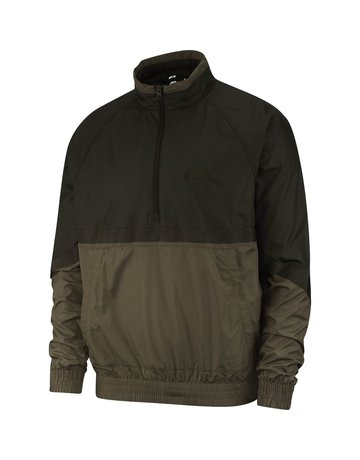 NIKE SB M NK SB JACKET ISO - SEQUOIA/MEDIUM OLIVE/SEQUOIA