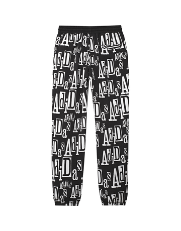 ADIDAS SALVAJE SWEATS - BLACK/WHITE