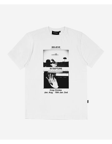 WASTED PARIS BELIEVE TEE - WHITE