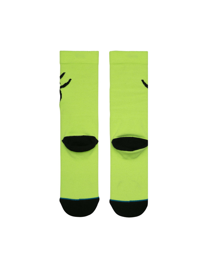 STANCE ANIME EYES - NEON GREEN