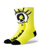 STANCE ANIME EYES - NEON YELLOW