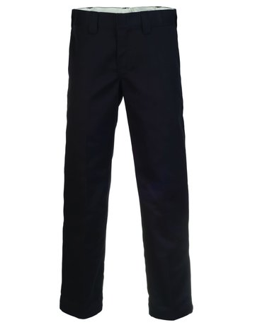 DICKIES 873 STRAIGHT WORK PANT - BLACK