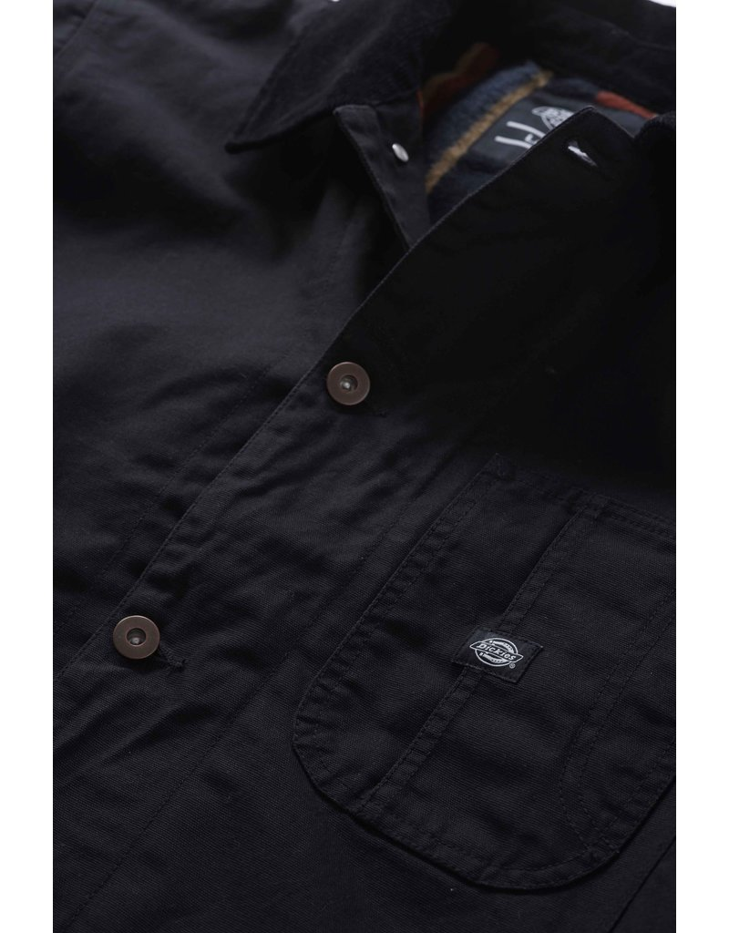 DICKIES BALTIMORE JACKET - BLACK