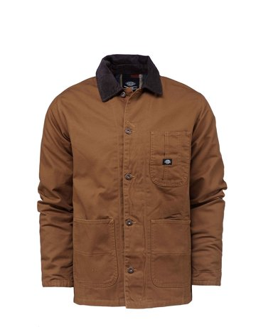 DICKIES BALTIMORE JACKET - BROWN DUCK