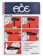 ACE TRUCKS COMPACT SKATE TOOL